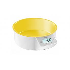 Весы кухонные Sencor SKS4004YL