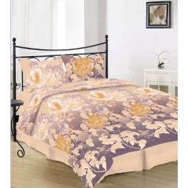 Комплект постельного белья Руно бязь 20-0234 Grey двуспальный