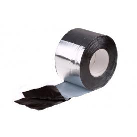 Бітумна стрічка Plastter PROF 0,1х3м алюмінієва