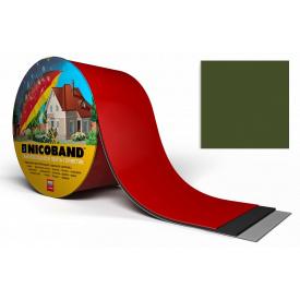 Самоклеюча стрічка Nicoband 10м 30 см зелена