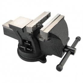 Тиски Topex поворотные 150 мм