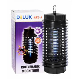 Светильник Delux AKL-8 для уничтожения насекомых 1х4Вт G5