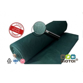 Сетка для затенения Biotol Sombra 3x20м 75% зеленая 90г/м2