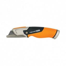 Нож Fiskars с фиксированным лезвием CarbonMax (1027222)