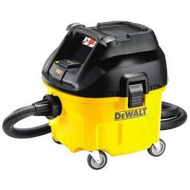 Пилосос будівельний DeWalt DWV900L