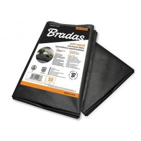 Агроволокно Bradas 50г/м2 чорне 1,6х5м (AWB5016005)