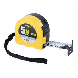 Рулетка Sigma Color 5мх25мм (3811231)