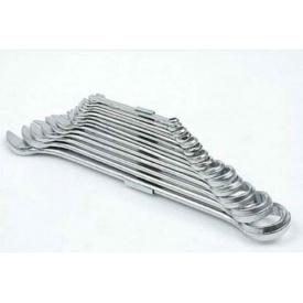 Ключи рожково-накидные VOREL М6-32мм 15шт (51640)
