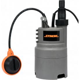 Насос дренажный для грязной воды STHOR сетевой 400 Вт 6000 л/ч (79909)