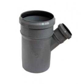 Тройник внутренней канализации Profil 75/50/45