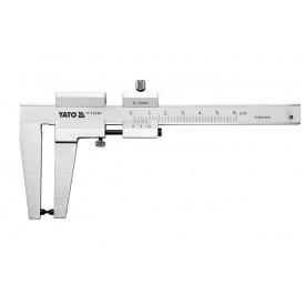 Штангенциркуль для тормозных дисков YATO 160мм (YT-72090)