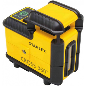 Нивелир лазерный STANLEY Cross360 Green (STHT77594-1)