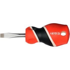Отвертка плоская YATO SL6x38мм (YT-25910)