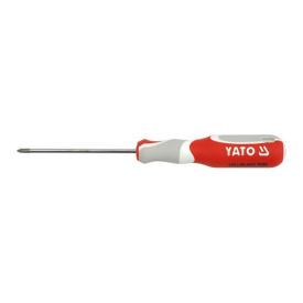 Отвертка крестовая YATO Philips PH0x75мм (YT-2640)