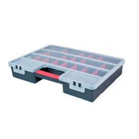 Органайзер пластиковый Haisser XL с регулируемыми секциями 460x325x80мм (65556)