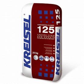 Смесь для кладки блоков из ячеистого бетона Kreisel 125 25кг