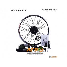 Электронабор 36V 350W для велосипеда (колесо заднее 26, с дисплеем)