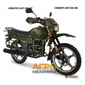 Мотоцикл Shineray XY200 Intruder (зеленый)