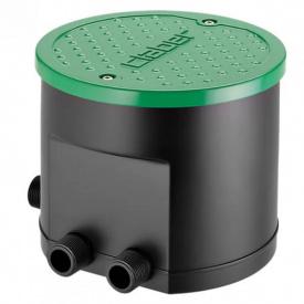 Таймер подачи воды Claber подземного типа 4-х канальный (908290000)