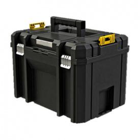 Ящик инструментальный DeWALT TSTAK VI 23л объем для хранения больших ручных и электроинструментов DWST1-71195