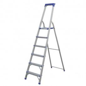 Лестница-стремянка Flora 6 ступеней (5035514)