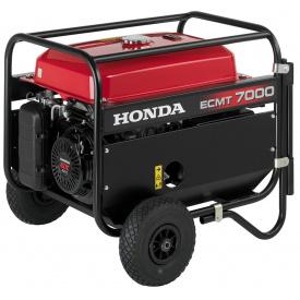 Генератор бензиновый HONDA ECMT 7000 К1 GV