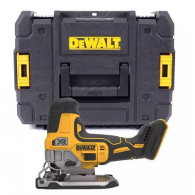 Электролобзик аккумуляторный DeWalt DCS335NT
