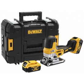 Электролобзик аккумуляторный DeWalt DCS335P2