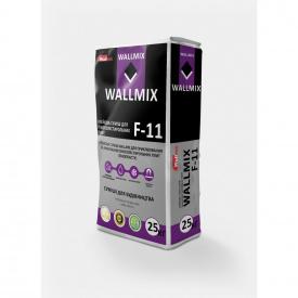 Клей для пенополистерола Wallmix F-11 25кг