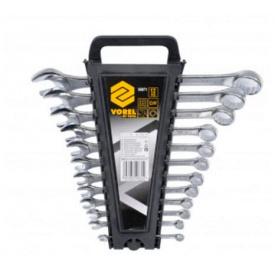 Ключи рожково-накидные VOREL М6-22мм 12шт (50871)