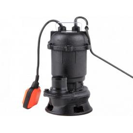 Насос дренажный для грязной воды FLO сетевой чугунный с измельчителем 450Вт 16000 л/ч (79 880)
