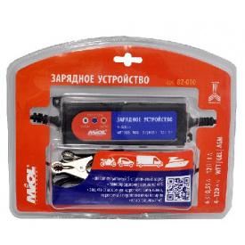 82-010 Зарядное устройство 0,55A/1A 6V/12V