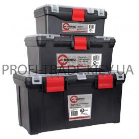 """BX-0003 Комплект ящиків для інструменту 3 шт (ВХ-0125 13 """"ВХ-0016 16"""" ВХ-0205 20,5 """")"""