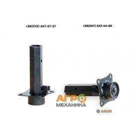 Ступицы шестигранные для мотоблока d32 мм (L220 мм), пара