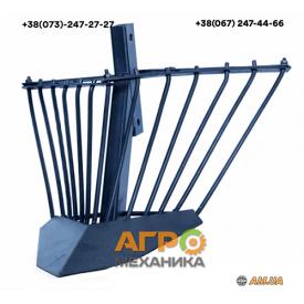 Картофелекопатель (К-1А) для мотоблока Мотор Сич (AMG) под родную сцепку