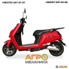 Электрический скутер FADA NiO 2000 (красный)