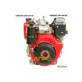 Двигатель Weima WM186FВЕ (шпонка 25мм)