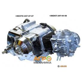 Двигатель на мопед Delta/Alpha/Active 110 cc механическое сцепление (без стартерный)