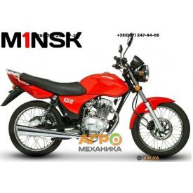 Мотоцикл Минск D4 125 MINSK (Беларусь)