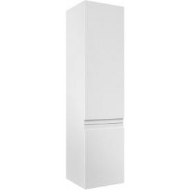 AIVA пенал 139x35x35см подвесной белый VOLLE 15-68-55