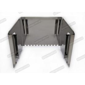 Гребінка для газобетону 200 мм зуб 10х10 мм