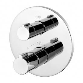 CENTRUM змішувач термостат для ванни прихований монтаж 1 споживач форма R IMPRESE VRB-15400Z