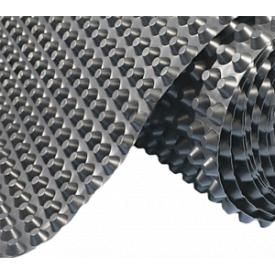 Мембрана дренажна-профілірована для фундаментів Lite (щільність 0,4) 40 м.кв.2м высота