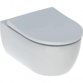 Подвесной унитаз Geberit iCon Rimfree комплект с сиденьем 500.784.01.1