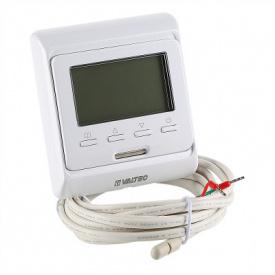 Хронотермостат електронний кімнатний з датчиком температури підлоги стандарт Valtec VT.AC709.0.0