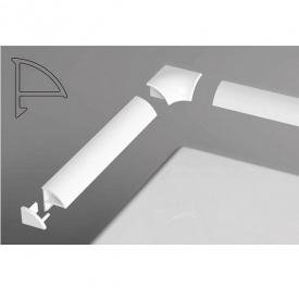 Декоративна планка RAVAK для піддону 6/1100 білий (ХВ441100001)
