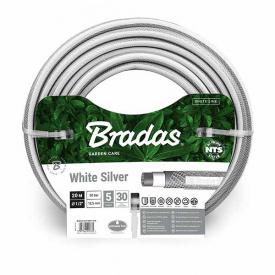 """Шланг поливальний BRADAS NTS WHITE SILVER 3/4"""" 50м (WWS3/450)"""