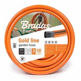 """Шланг поливальний BRADAS GOLD LINE 1"""" 20м (WGL120)"""