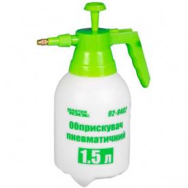 Обприскувач пневматичниий MASTER TOOL ручний 1.5л (92-9402)