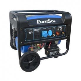 Генератор бензиновый EnerSol трехфазный SG-8E-3 (B)
